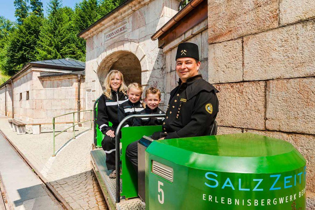 Salzbergwerk-Berchtesgaden_Familie